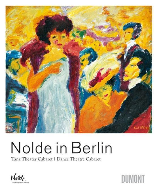 Nolde in Berlin als Buch von