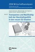 Transparenz und Nachhaltigkeit der Haushaltspolitik in den neuen EU-Staaten