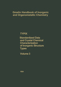 TYPIX Standardized Data and Crystal Chemical Characterization of Inorganic Structure Types