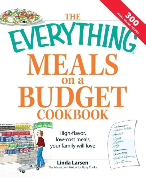 The Everything Meals on a Budget Cookbook als T...