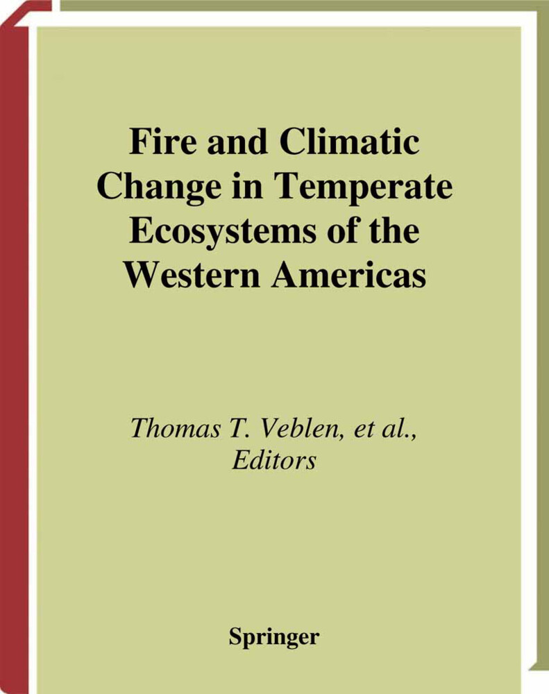 Fire and Climatic Change in Temperate Ecosystem...