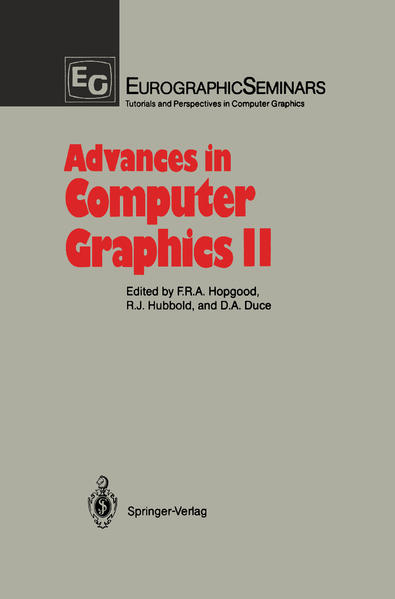 Advances in Computer Graphics II als Buch von
