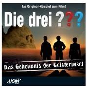 Die drei ??? Das Geheimnis der Geisterinsel (drei Fragezeichen) CD