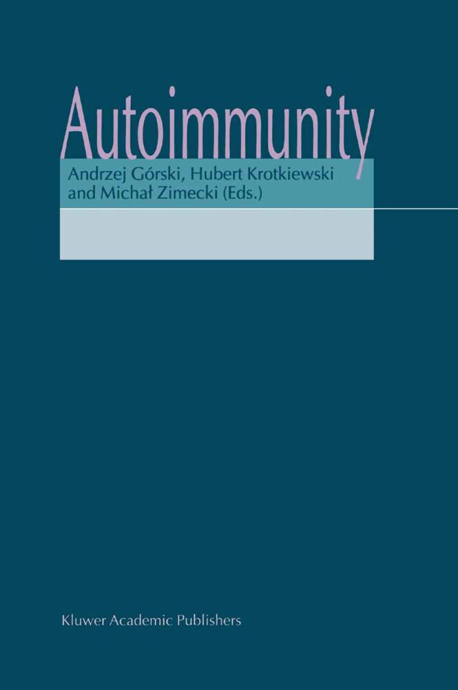 Autoimmunity als Buch (gebunden)