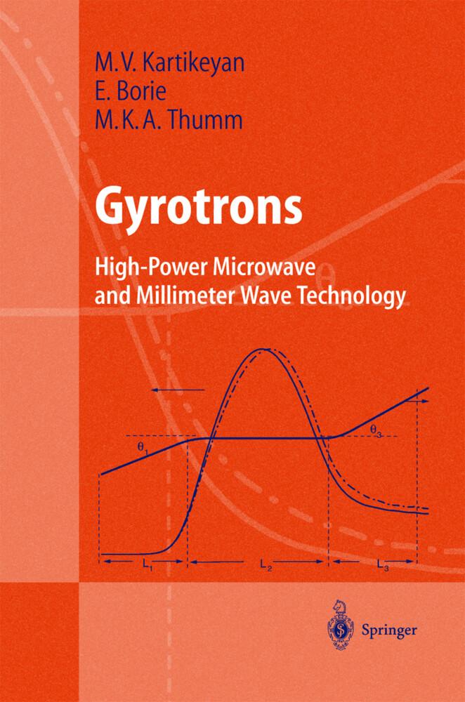 Gyrotrons als Buch von Edith Borie, Machavaram ...