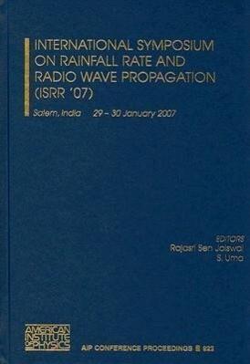 International Symposium on Rainfall Rate and Ra...