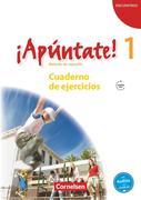 ¡Apúntate! - Ausgabe 2008 - Band 1 - Cuaderno de ejercicios inkl. CD