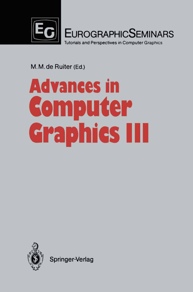 Advances in Computer Graphics III als Buch von