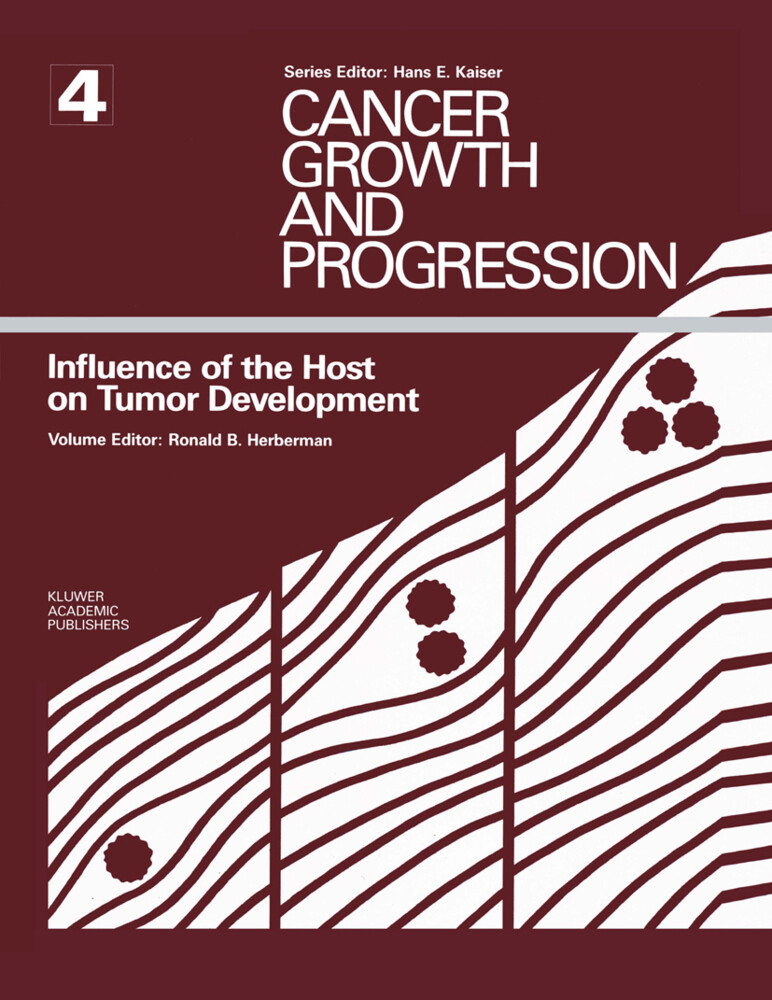 Influence of the Host on Tumor Development als Buch (gebunden)