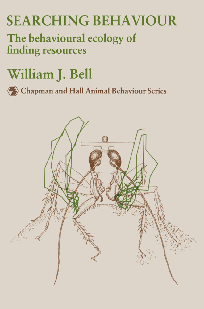 Searching Behaviour als Buch von W. J. Bell, Wi...