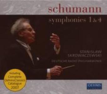 Sinfonien 1 & 4 (+Katalog 2007)