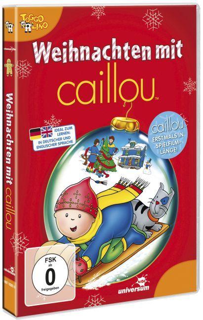 Caillou Weihnachten.Caillou Weihnachten Mit Caillou
