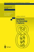 Invariants of Homology 3-Spheres