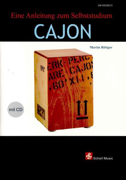 CAJON als Buch von Martin Röttger