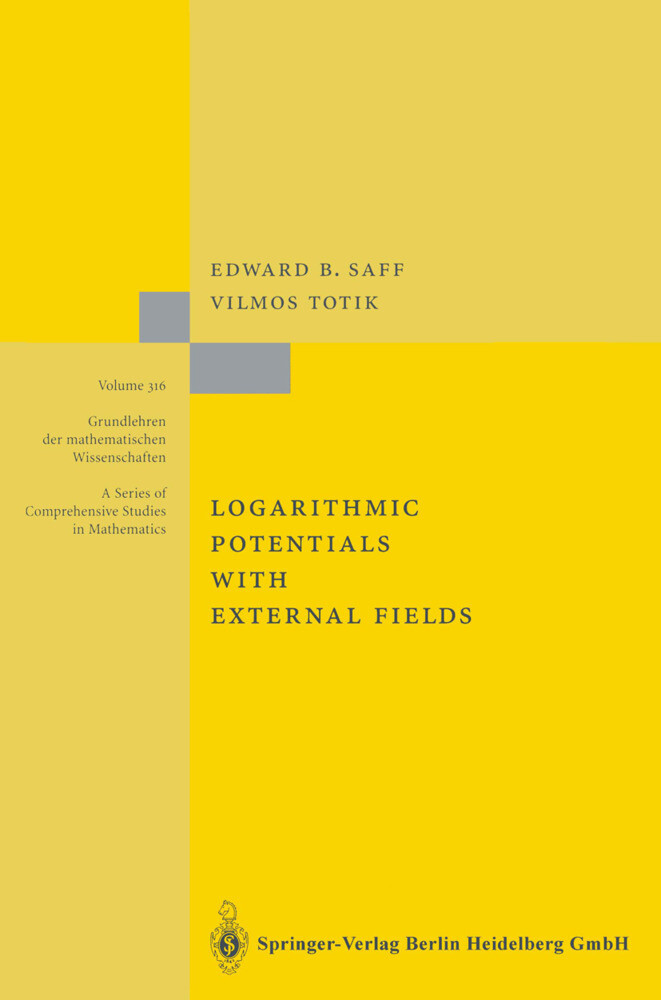 Logarithmic Potentials with External Fields als...