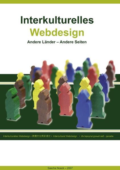 Interkulturelles Webdesign als Buch von Sascha ...