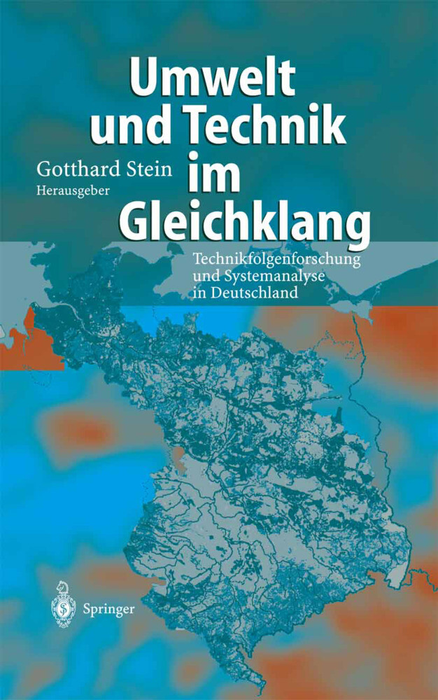 Umwelt und Technik im Gleichklang als Buch von