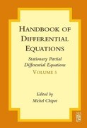 Handbook of Differential Equations: Stationary Partial Differential Equations