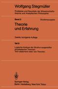 Logische Analyse der Struktur ausgereifter physikalischer Theorien 'Non-statement view' von Theorien
