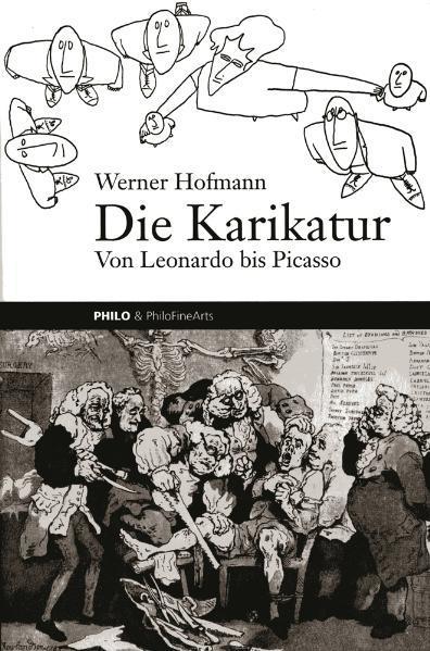 Die Karikatur als Buch von Werner Hofmann