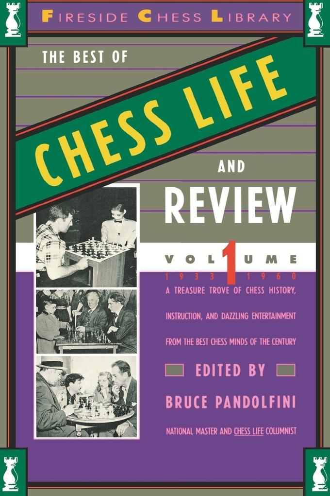 Best of Chess Life and Review, Volume 1 als Taschenbuch