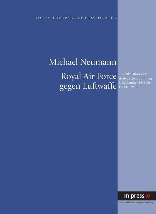 Royal Air Force gegen Luftwaffe als Buch von Mi...