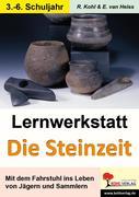 Lernwerkstatt - Mit dem Fahrstuhl in die Steinzeit