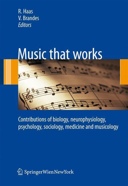 Music that works als Buch von