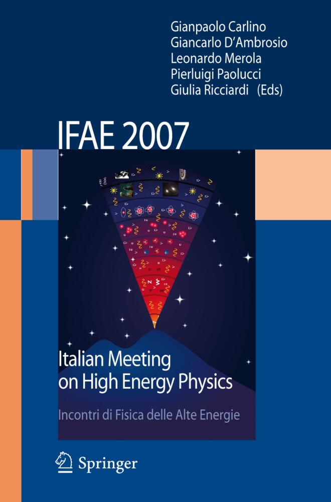 IFAE 2007 als Buch von