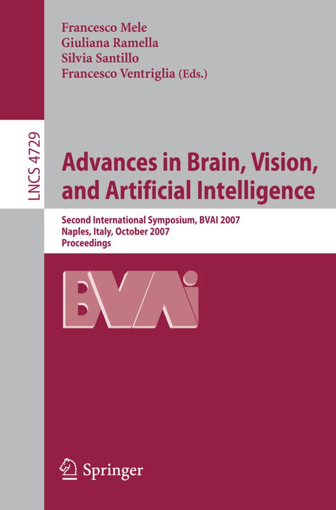 Advances in Brain, Vision, and Artificial Intel...
