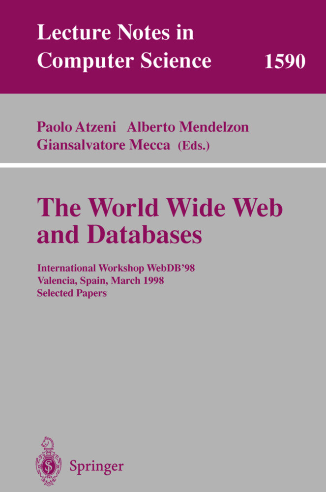 The World Wide Web and Databases als Buch von P...