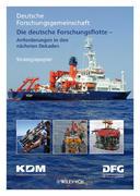 Die deutsche Forschungsflotte