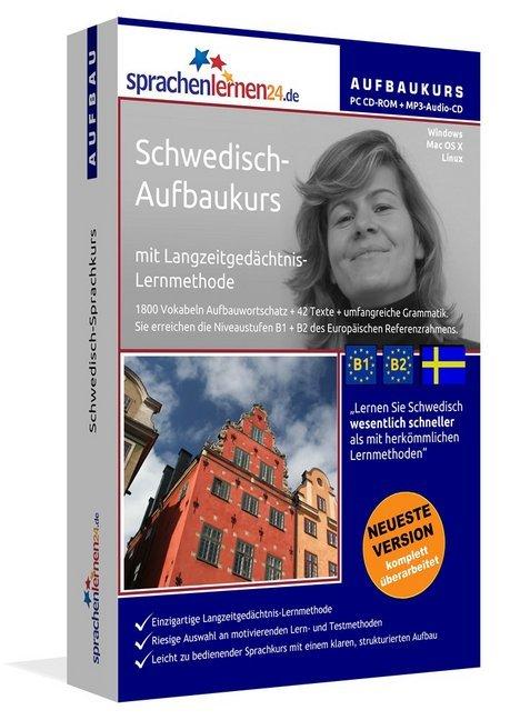 Sprachenlernen24.de Schwedisch-Aufbau-Sprachkurs