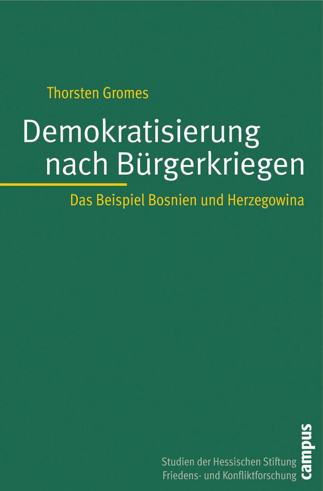 Demokratisierung nach Bürgerkriegen als Buch vo...