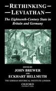 Rethinking Leviathan: The Eighteenth-Century State in Britain and Germany