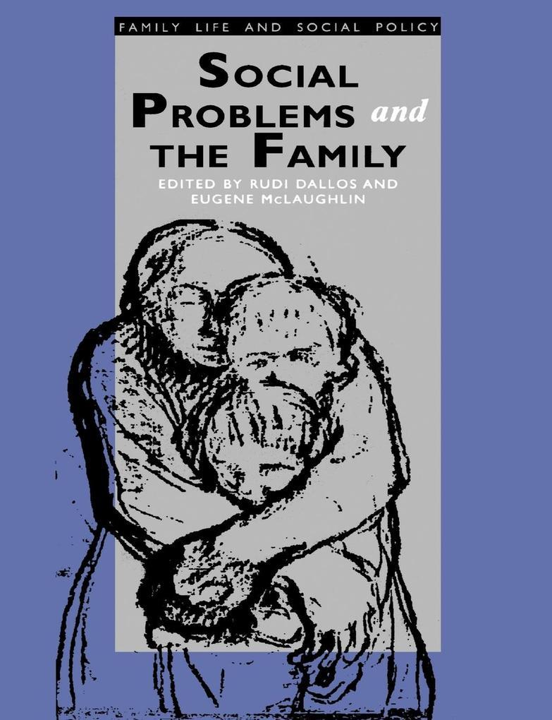 Social Problems and the Family als Taschenbuch von