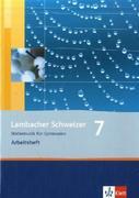 Lambacher Schweizer. 7. Schuljahr. Arbeitsheft plus Lösungsheft. Rheinland-Pfalz