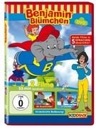 Benjamin Blümchen. Der Superelefant / Im Eismeer. DVD
