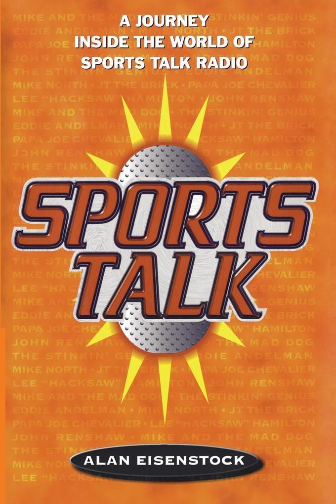 Sports Talk als Taschenbuch von Alan Eisenstock