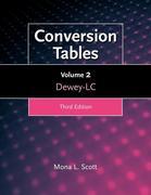 Conversion Tables: Dewey-LC, Volume 2