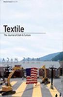 Textile, Volume 5, Issue 3: The Journal of Cloth & Culture als Taschenbuch