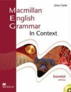 Macmillan English Grammar In Context - Essental with Key andCD ROM
