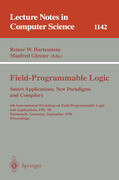 Field-Programmable Logic, Smart Applications, New Paradigms and Compilers
