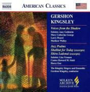Voices From The Shadow/Jazz Psalms
