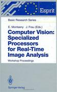 Computer Vision: Specialized Processors for Real-Time Image Analysis