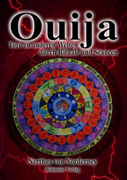 Ouija als Buch von Nerthus von Norderney