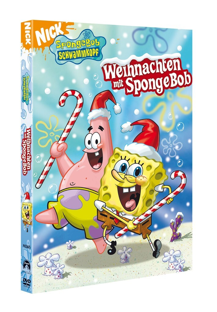 SpongeBob Schwammkopf - Weihnachten mit SpongeBob (DVD), Kent ...