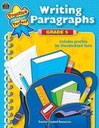 Writing Paragraphs Grade 5
