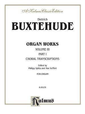 Organ Works, Vol 3 als Taschenbuch