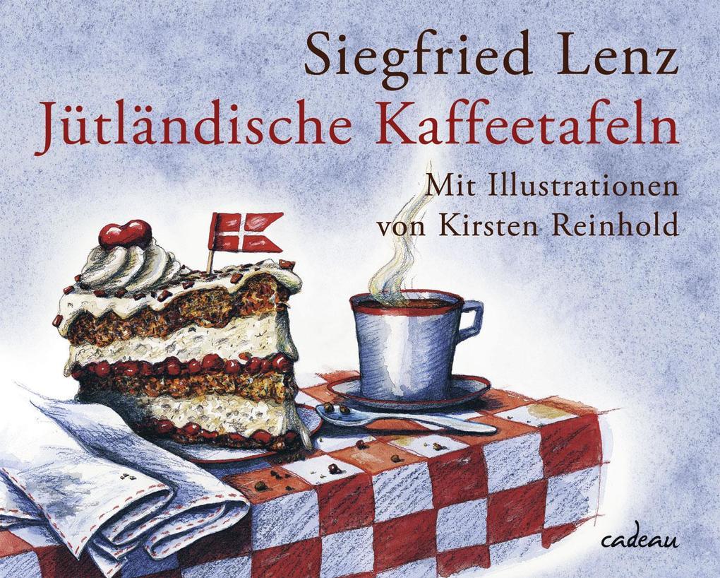 Jütländische Kaffeetafeln als Buch